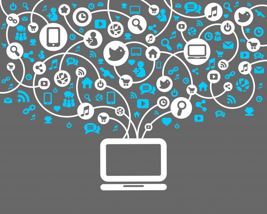 روش افزایش بازدید سایت شما با شبکه های اجتماعی
