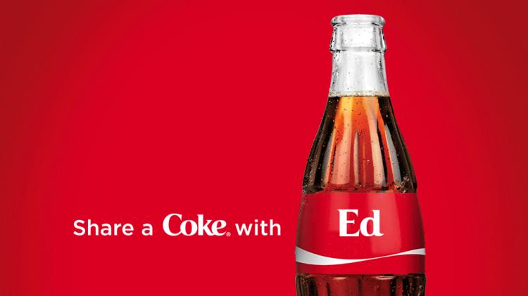 کمپین شبکه های اجتماعی کوکاکولا